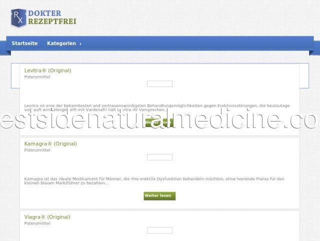 Levitra Generika Tabletten bestellen billige Bremerhaven